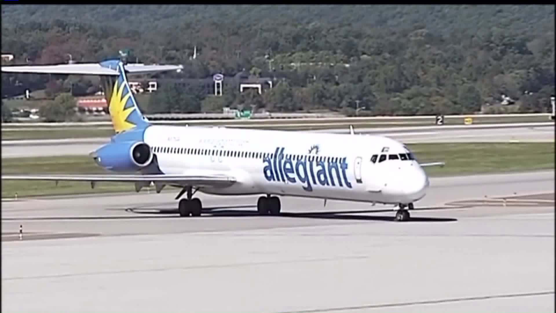 Allegiant Air Announces Des Moines International Airport to Become 20th Aircraft Base 1