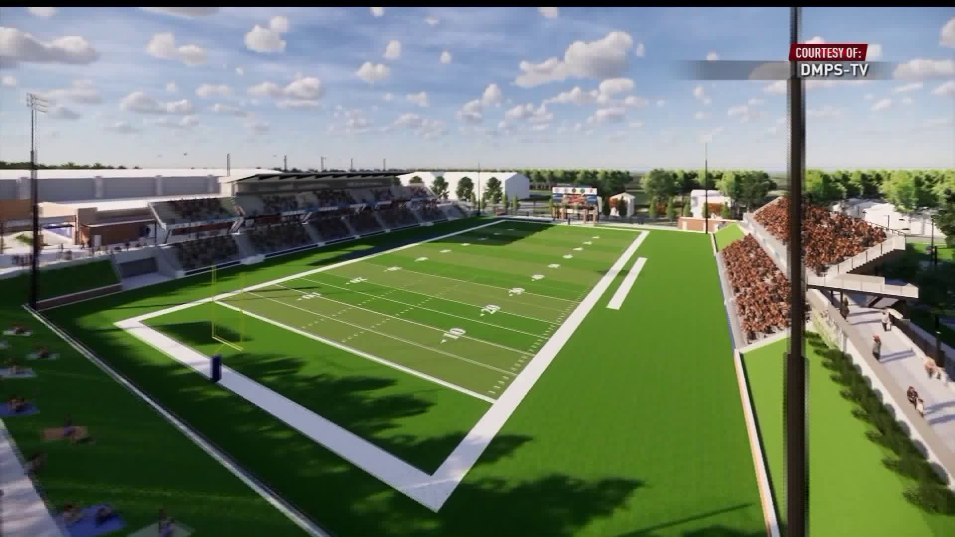 Des Moines Parents Not Quite On Board With New Stadium Project 1