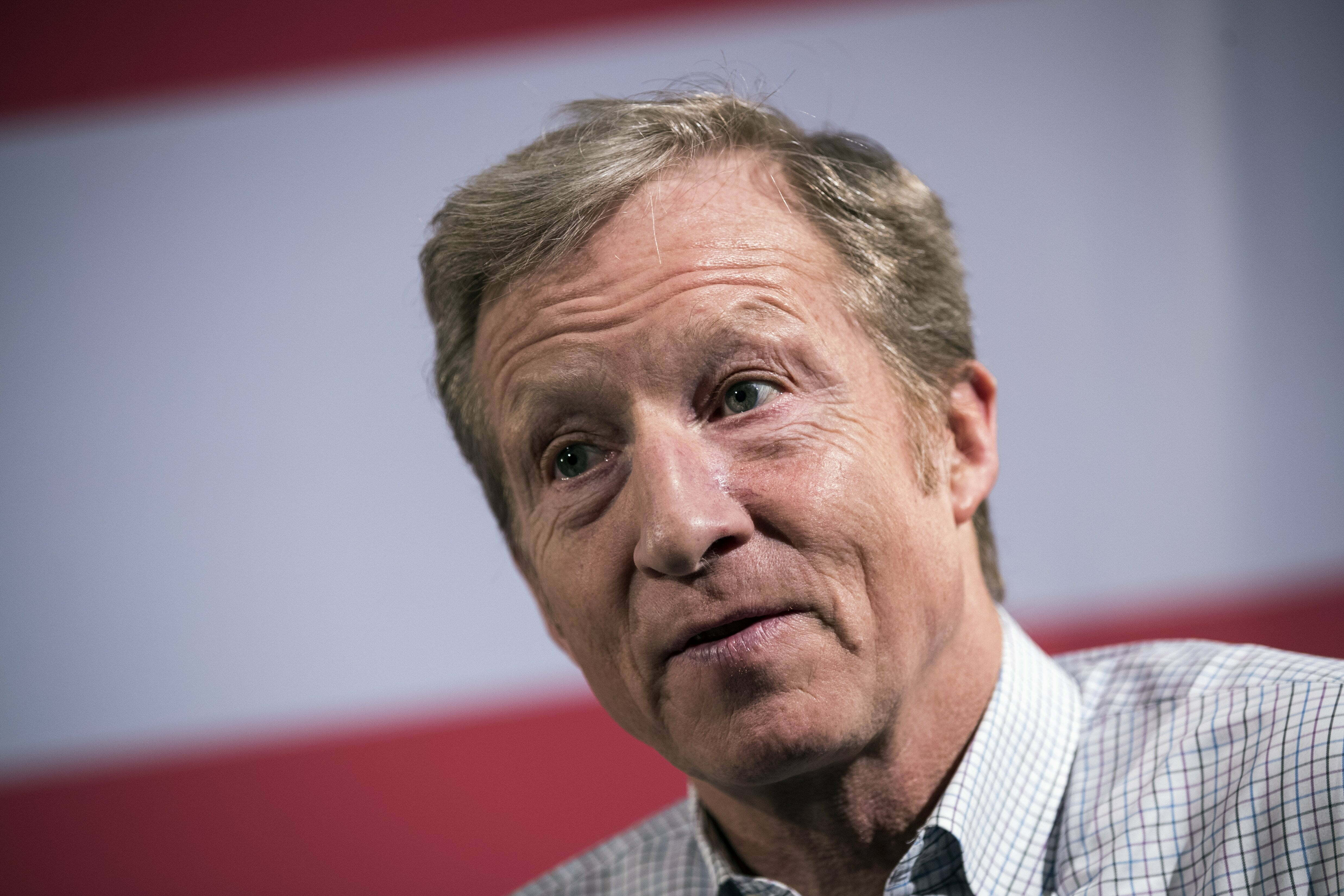 Tom Steyer Campaign Aide Accused of Offering Money for Endorsements Resigns 1