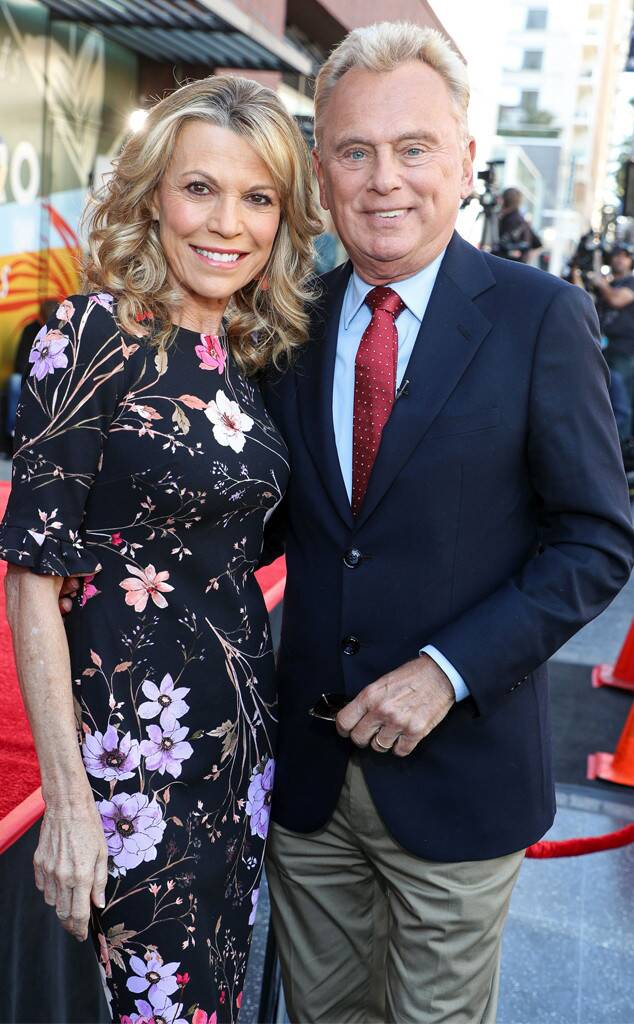 Vanna White Hosts 'Wheel of Fortune' as Pat Sajak Undergoes Emergency Surgery 1