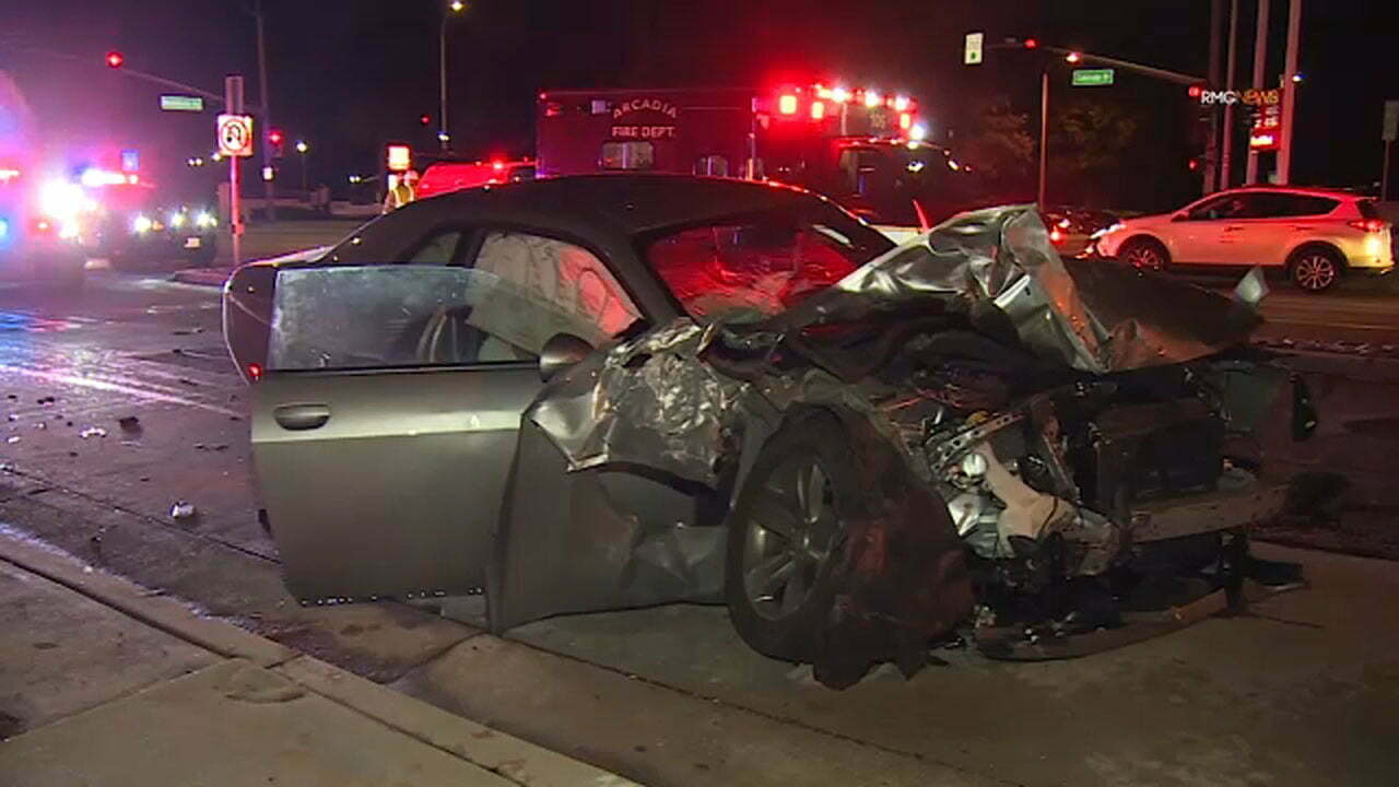 Carjacking Suspect Crashes After Multiple Police Pursuits 1