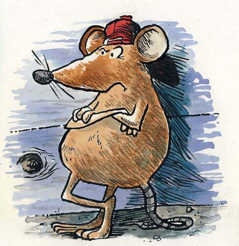 christmas-mouse