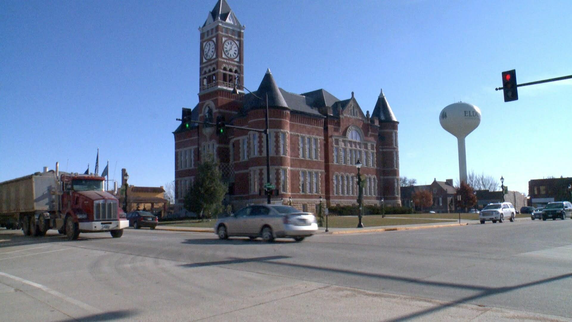 Eldora Plans for Iowa's Ride 1