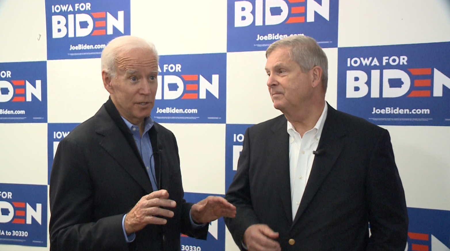 Insiders 12/1/19: Tom Vilsack Explains Why Joe Biden is the 'Most Electable' Candidate Against President Trump 1
