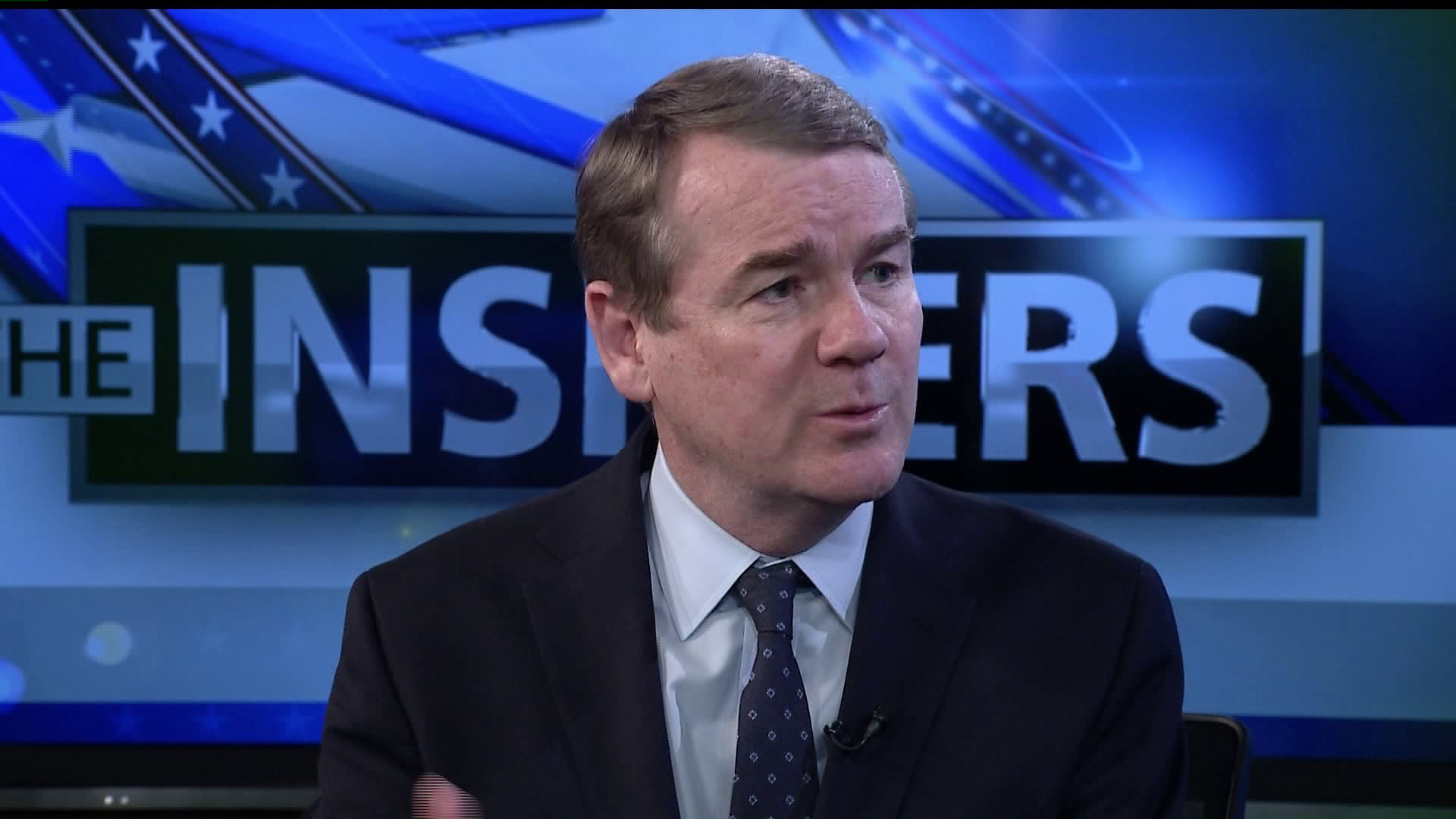 Insiders 12/29/19: Michael Bennet Believes His Moderate Approach is Key to Beating President Trump 13