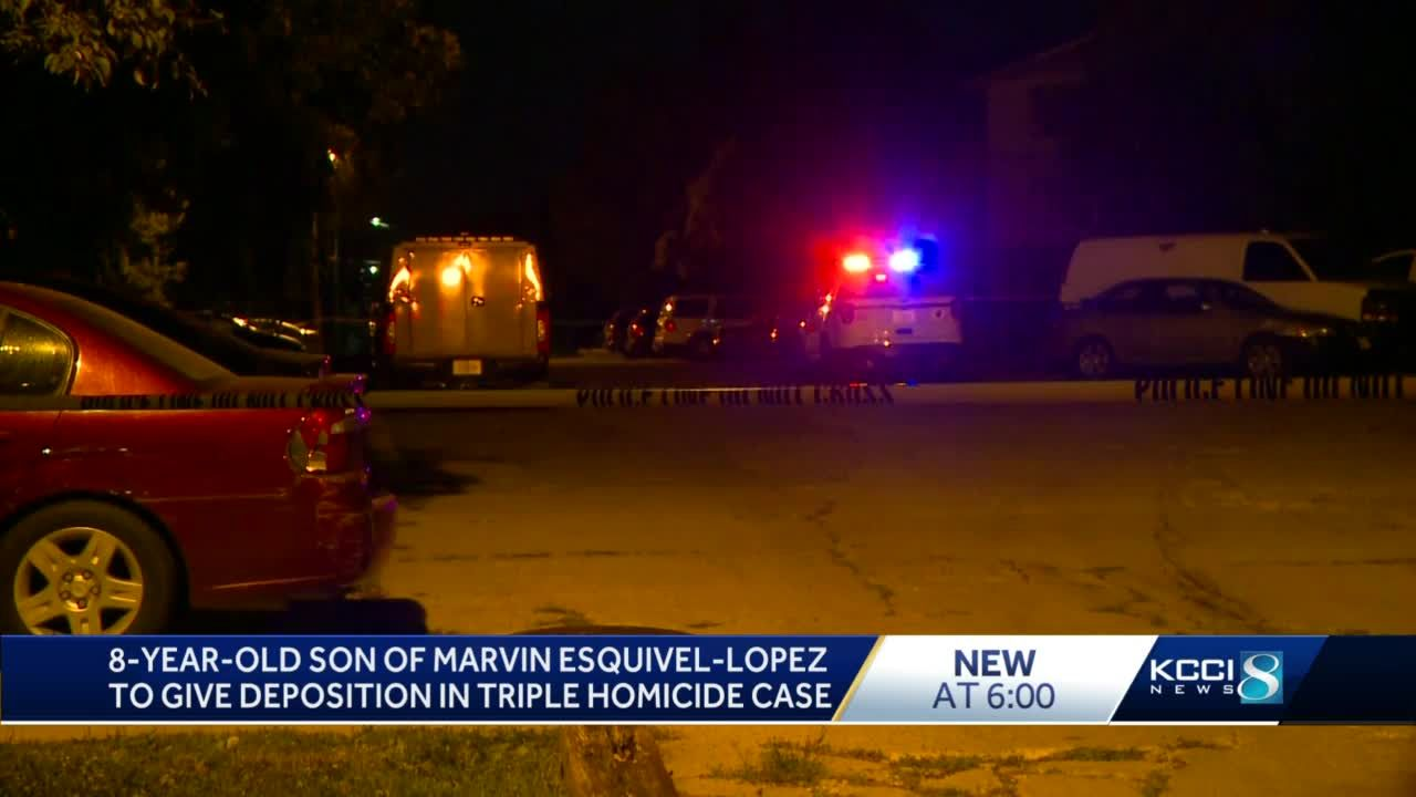 Judge Allows 8-Year-Old's Deposition in Father's Triple Homicide Trial 1