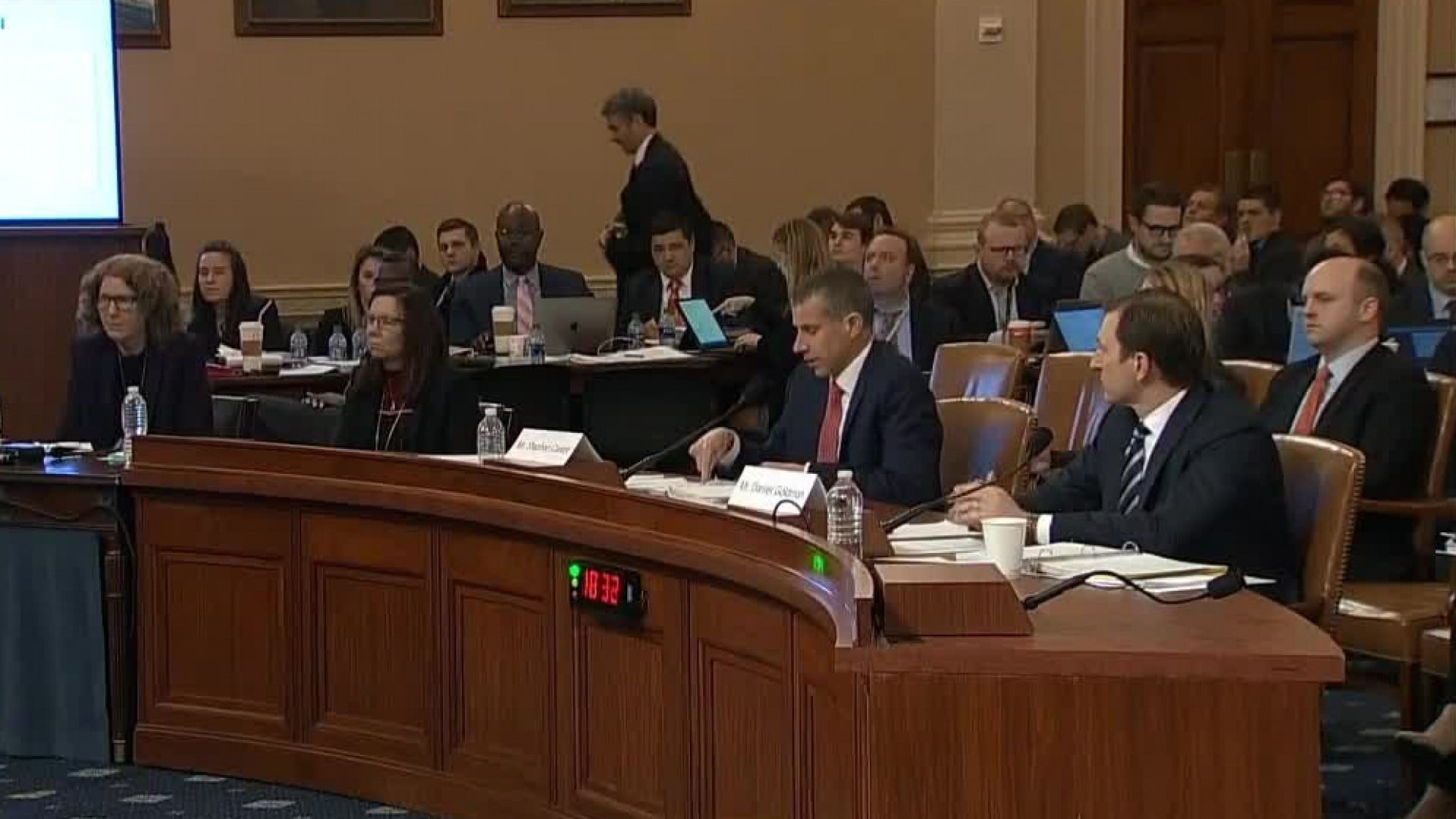 Live Coverage & Analysis: Judiciary Committee Nears Impeachment Vote 1
