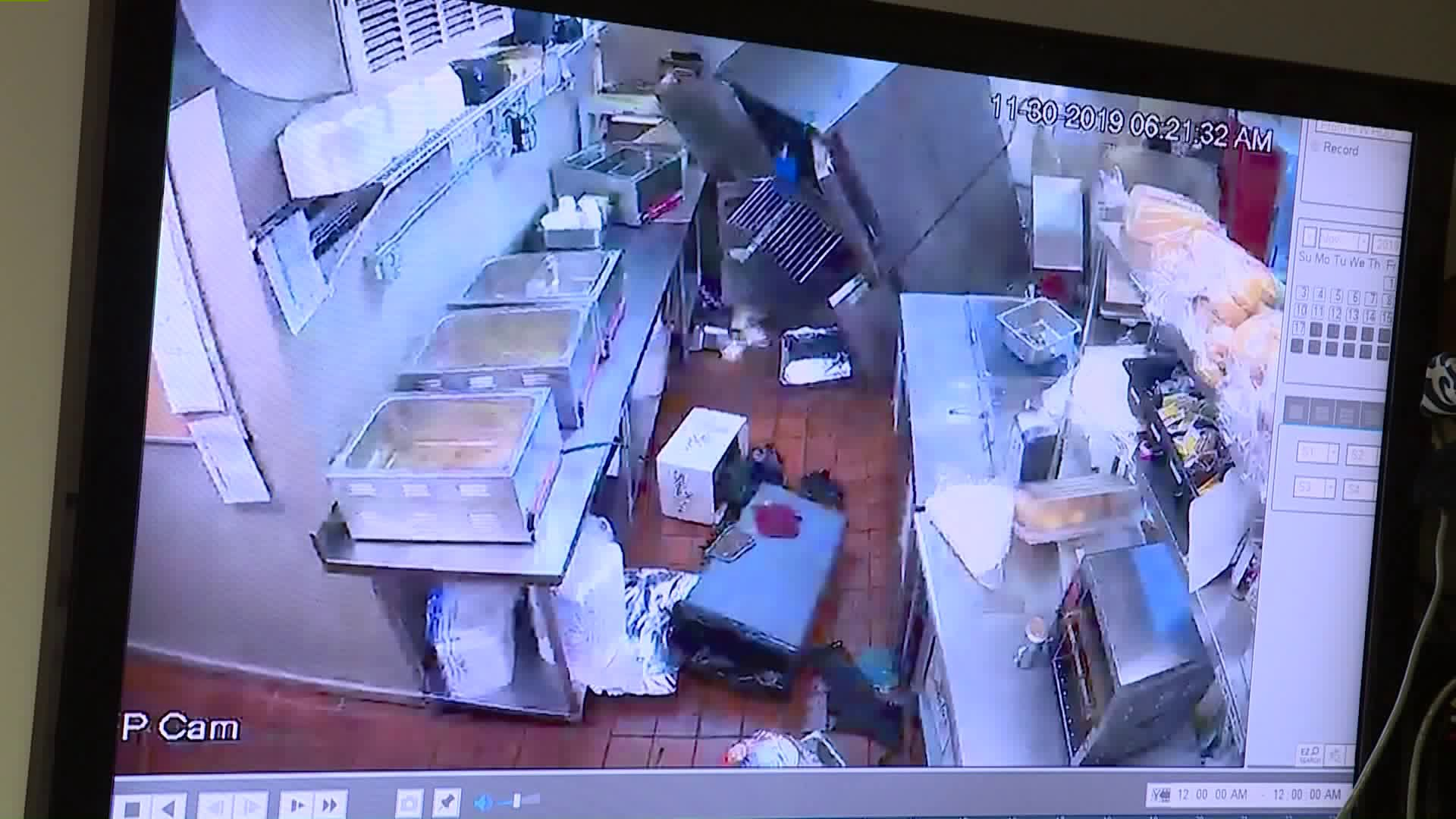 Newton Restaurant Hit by Vehicle for Second Time Since 2018 1