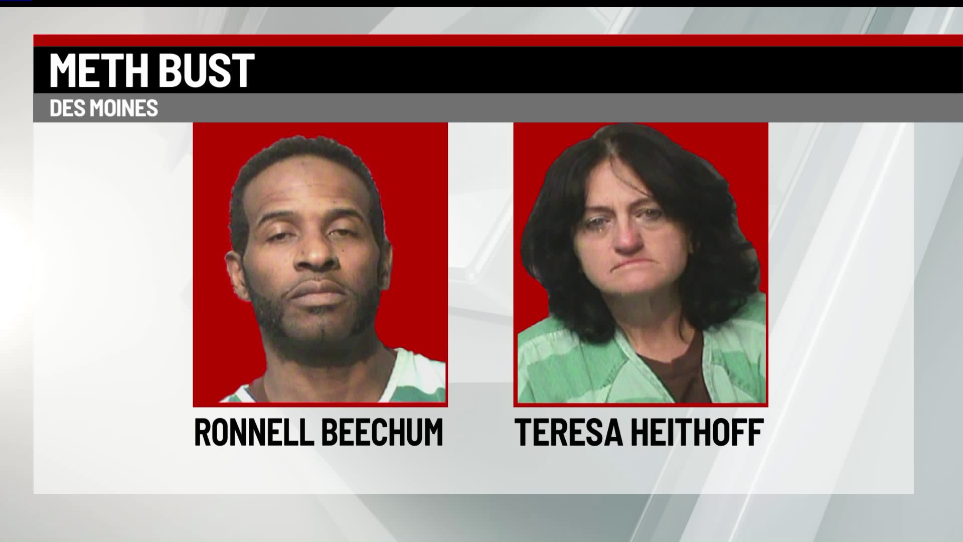 Police: Traffic Stop Leads to Discovery of Nearly 200 Grams of Meth in Des Moines 1