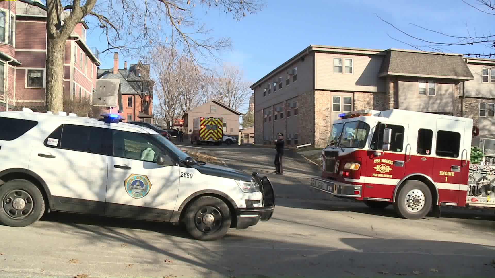Sherman Hill Neighborhood Reacts as Police Investigate Suspicious Death 1