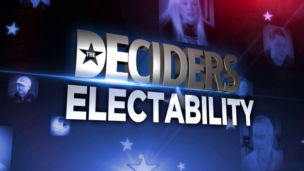 The Deciders: What Makes a Candidate Electable? 2