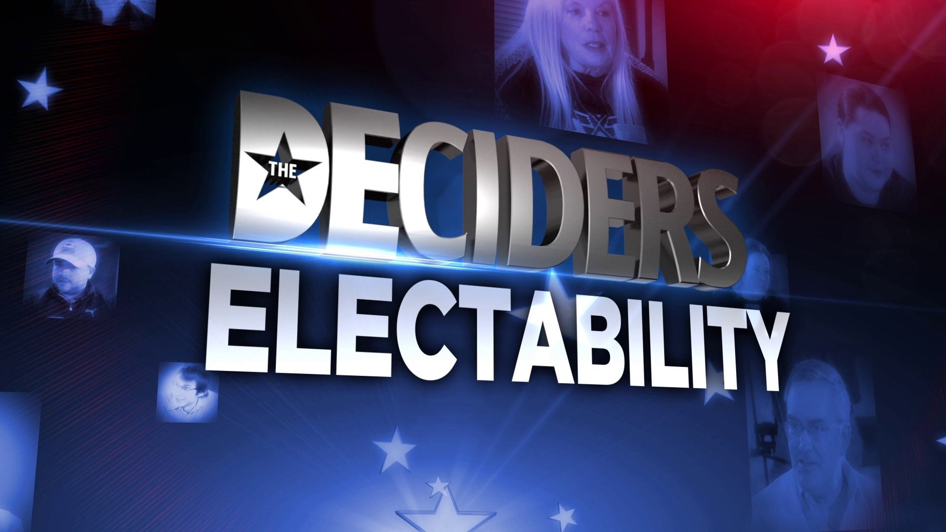 The Deciders: What Makes a Candidate Electable? 1