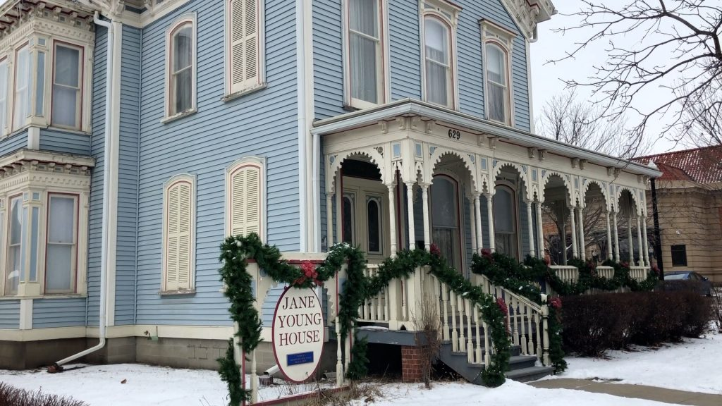 Webster City Holiday Open House Marks Kendall and Jane Young Legacy 2
