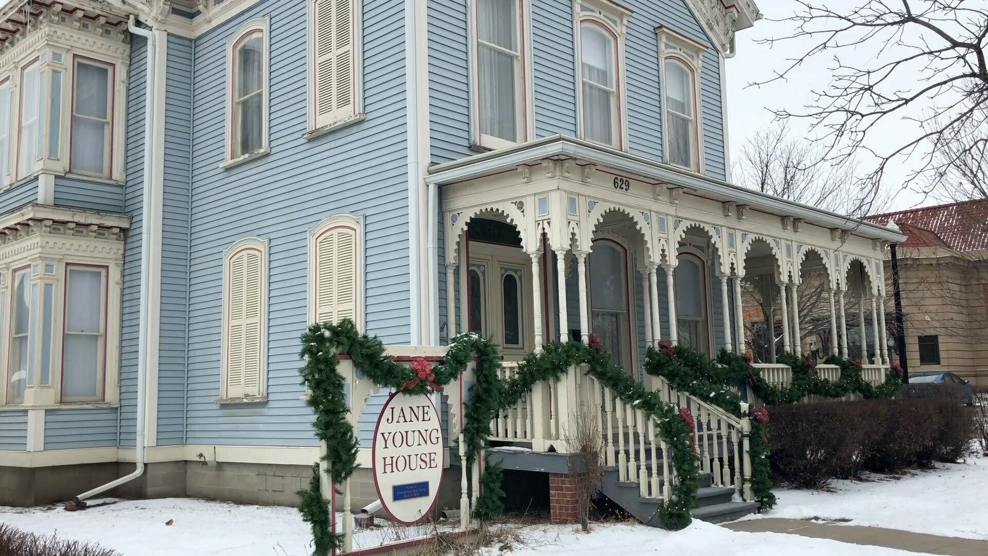 Webster City Holiday Open House Marks Kendall and Jane Young Legacy 1