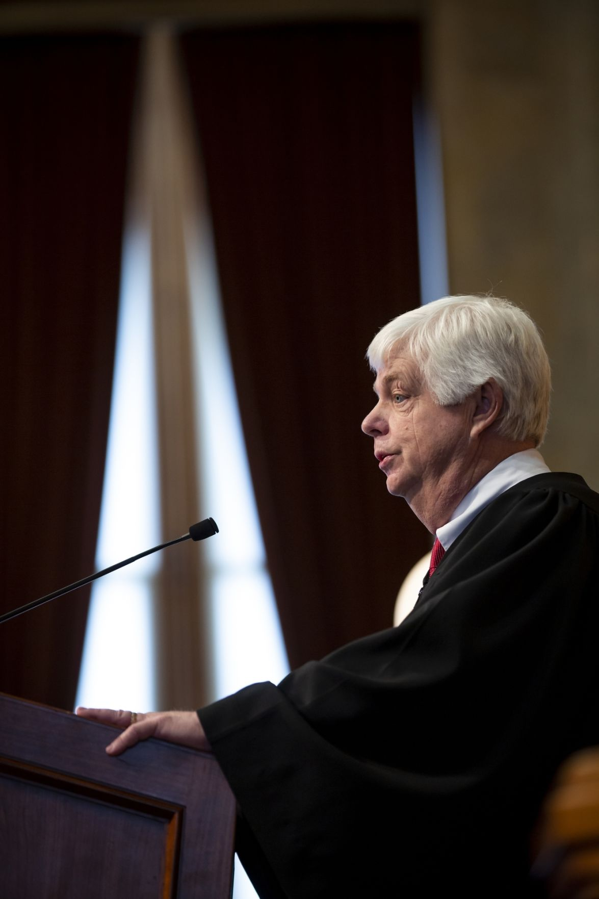 Acting Iowa chief justice: Court independence a strength 1