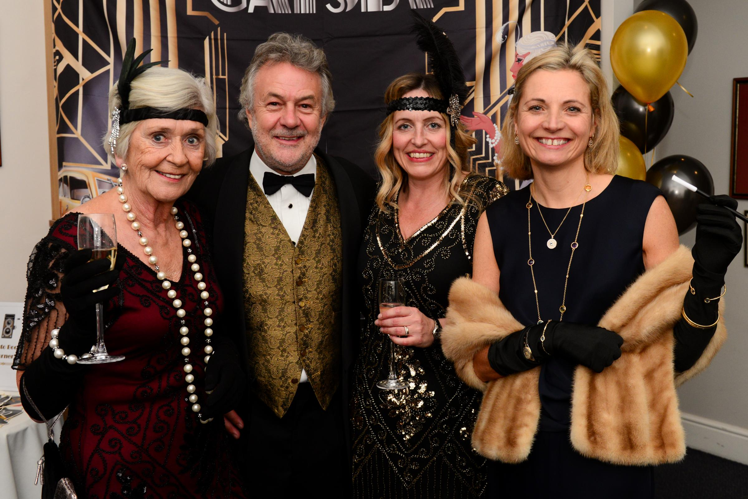 JAZZ UP YOUR JANUARY AT THE 1920s GATSBY GALA ON JAN. 18! 9