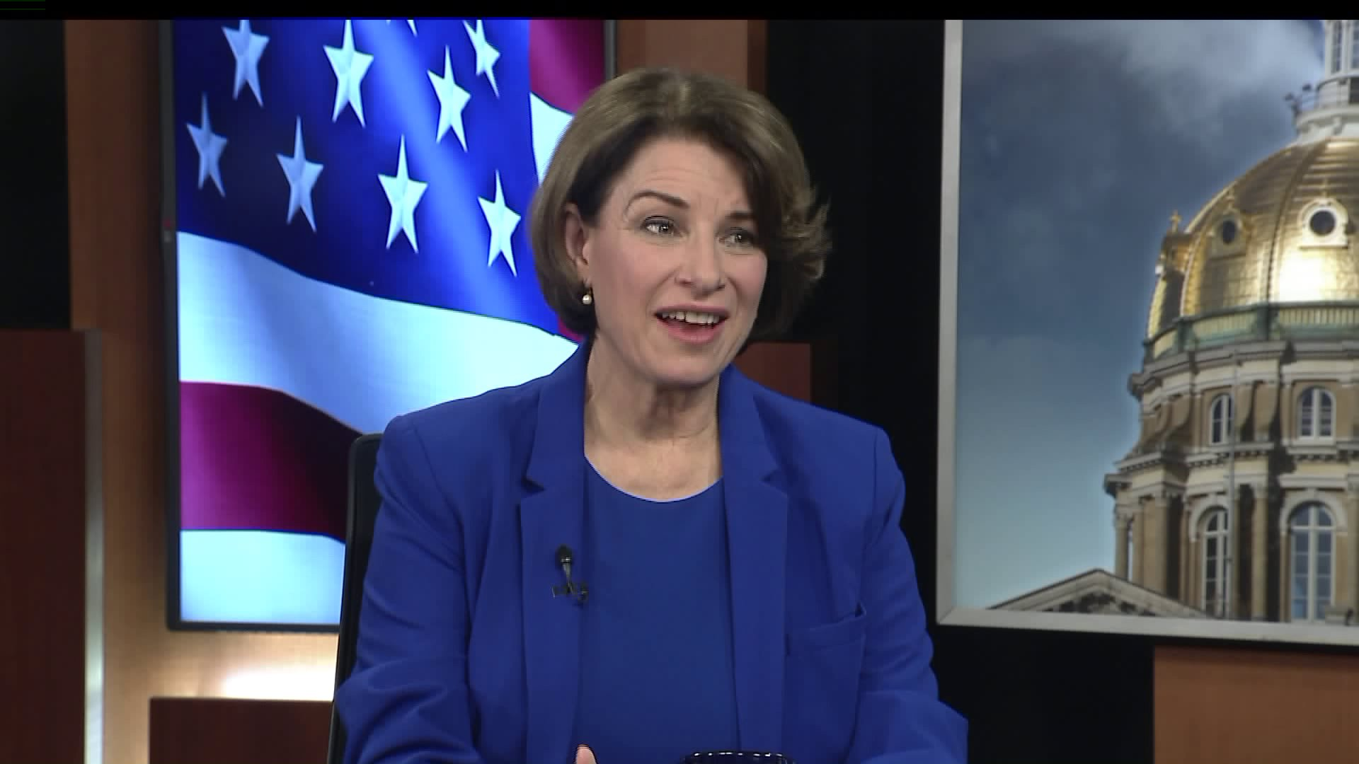 Two Des Moines City Council Members Endorse Presidential Candidate Amy Klobuchar 1