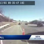 Video Shows Truck Nearly Run Over Two People in Western Iowa