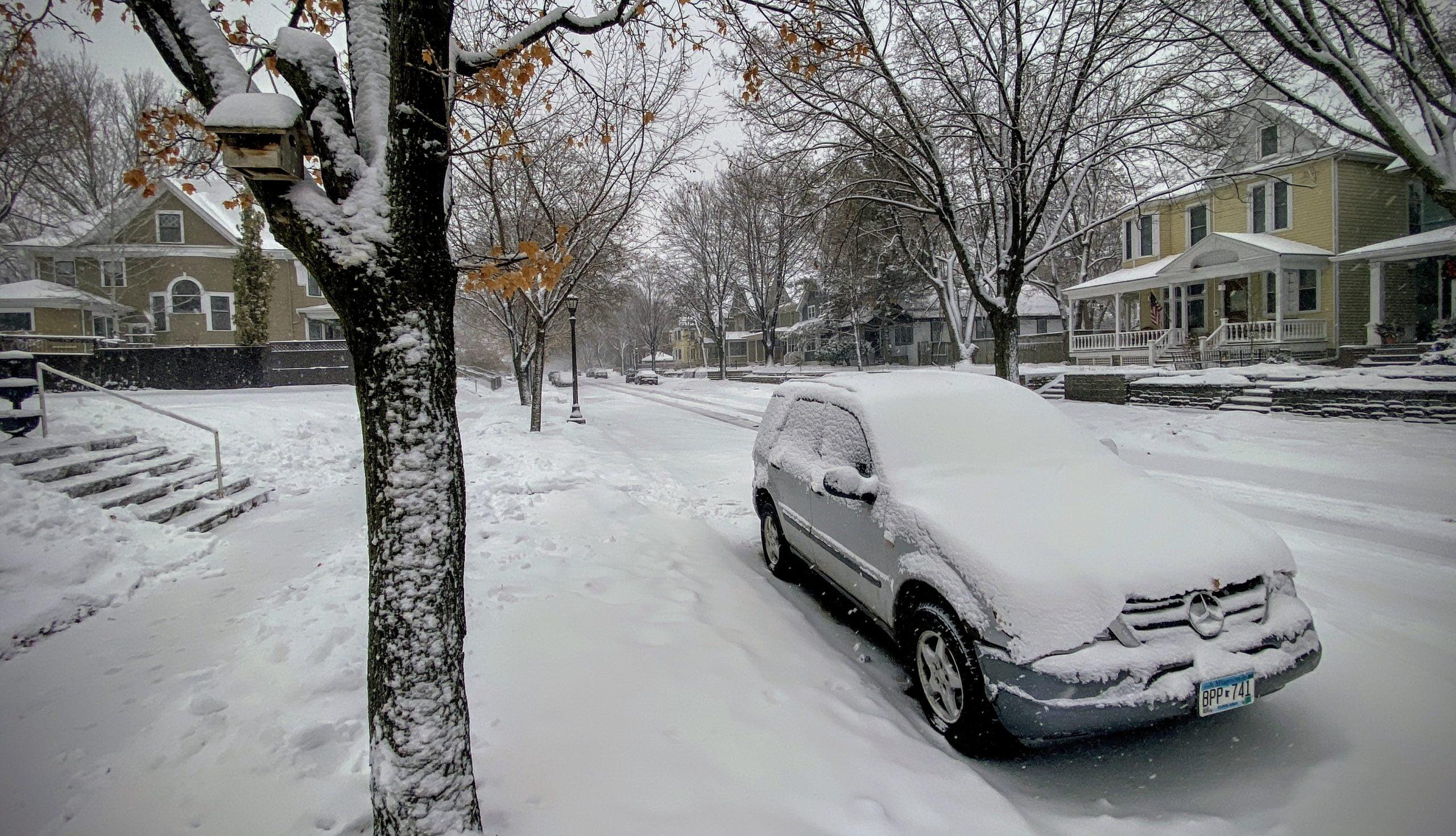 Waukee Snow Emergency Parking Ban Declared 7