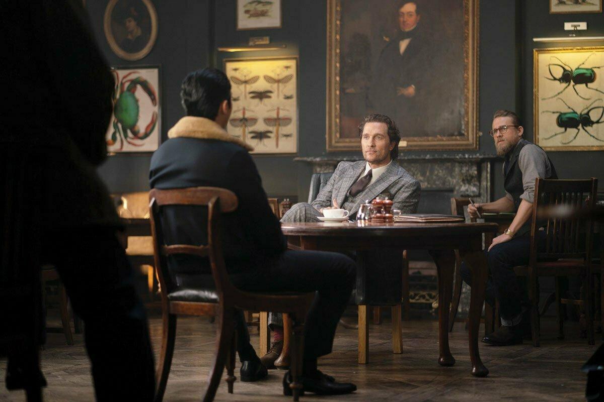 'The Gentlemen' 5