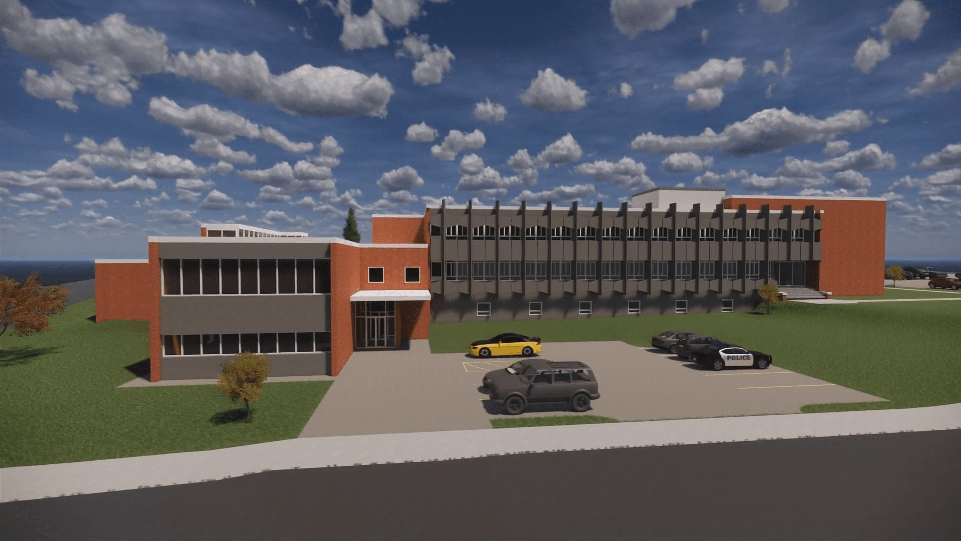 Guthrie County in Need of a New $8 Million Jail Facility 1