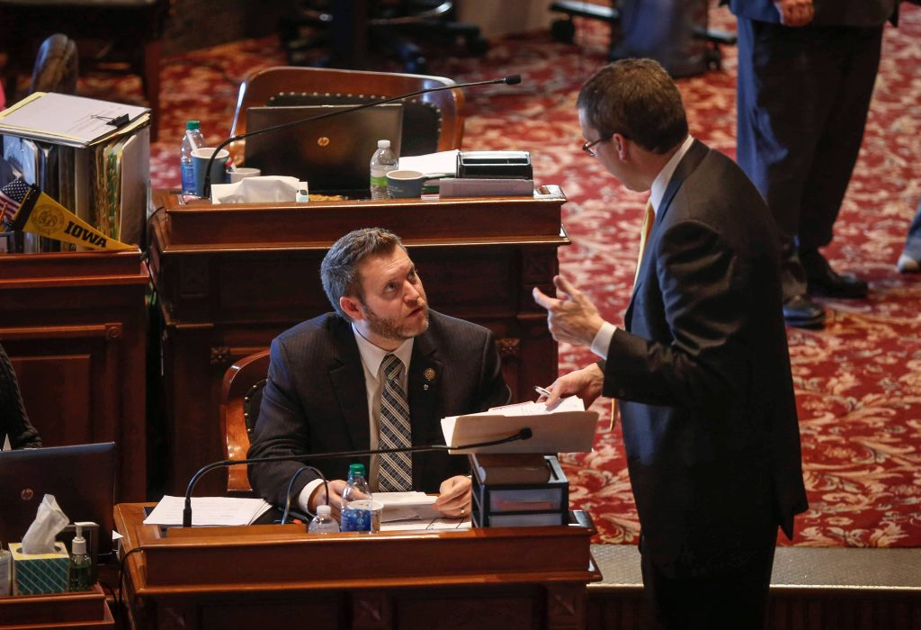 Iowa Senate Passes Abortion Constitutional Amendment Bill 2