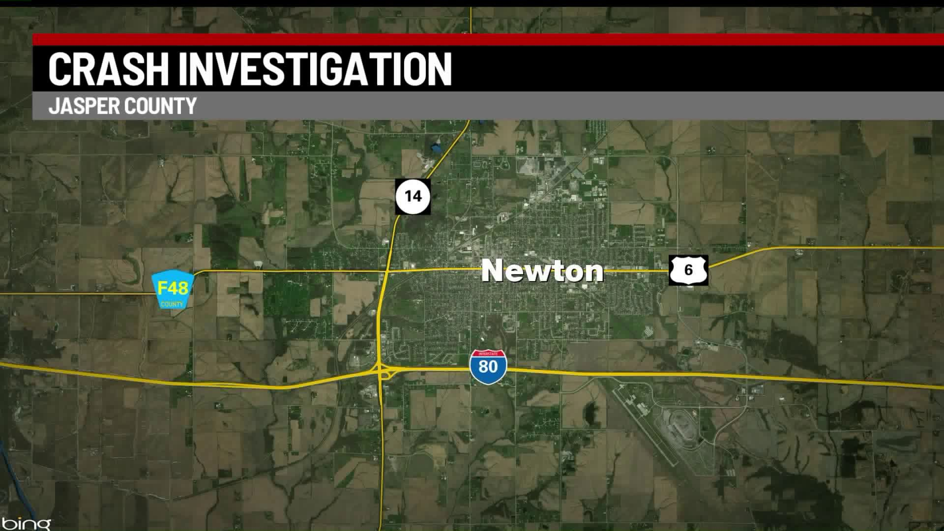 Iowa State Trooper Injured While Responding to Semi Crash Near Newton 1