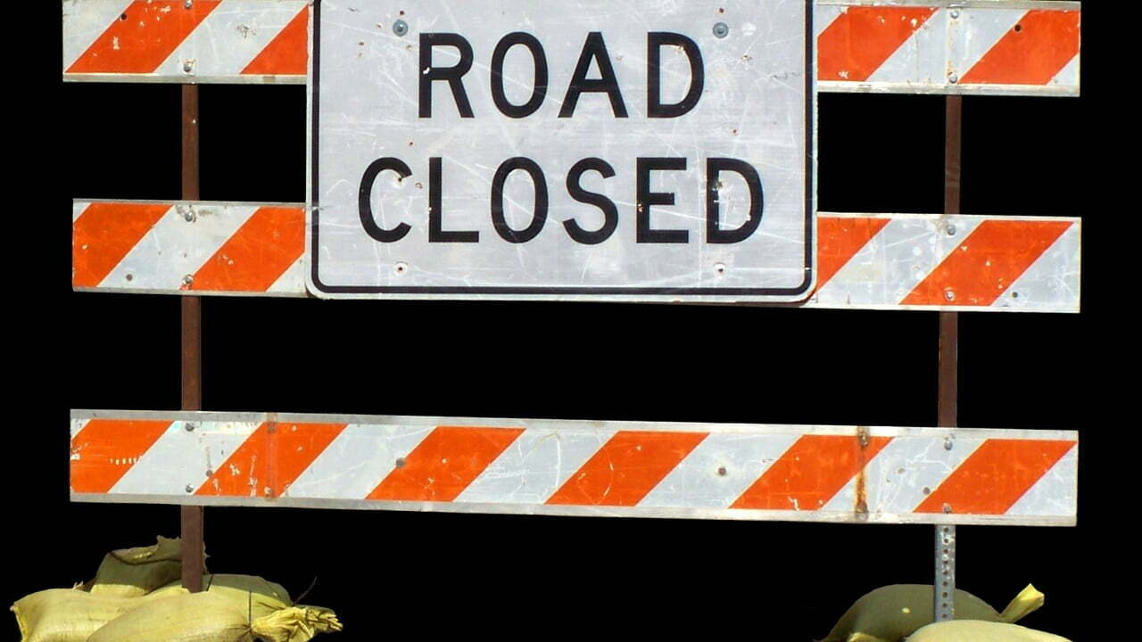 Multiple Water Main Breaks Force Closure of Portion of Hubbell Ave. 1