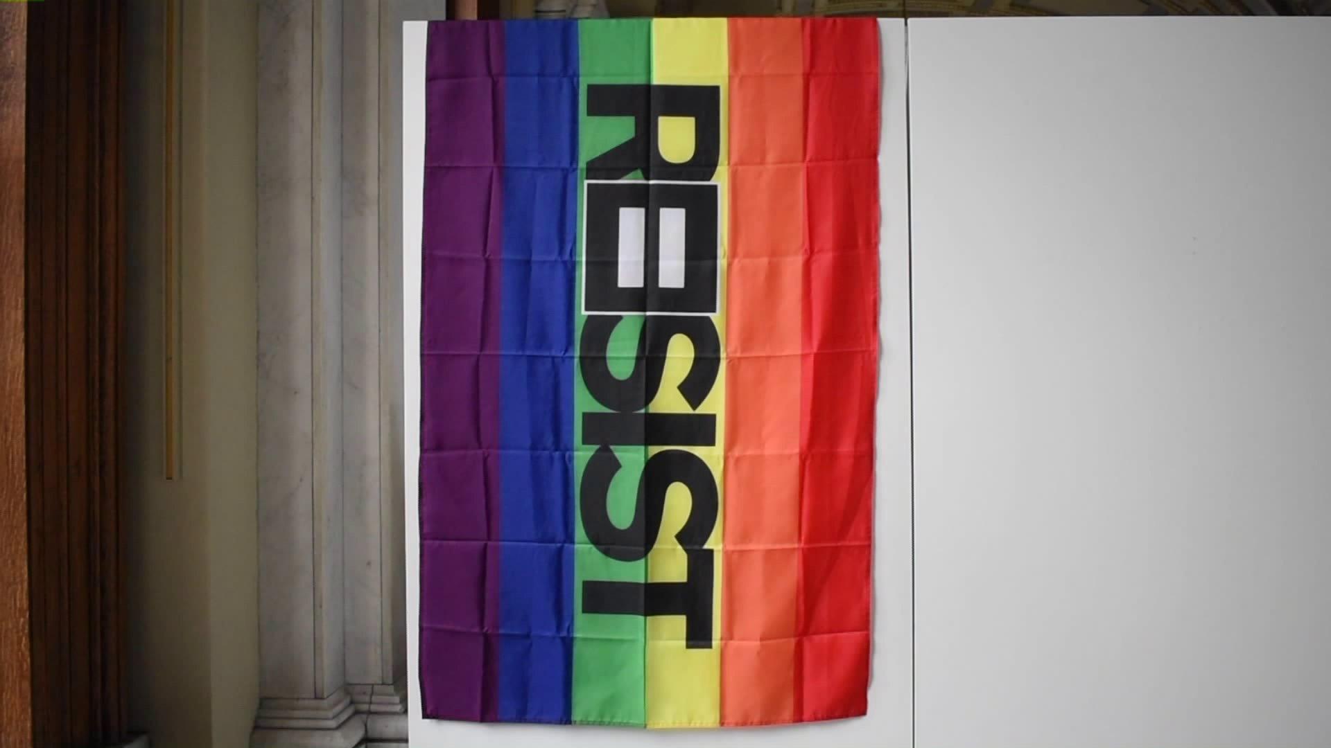 One Iowa Reacts to 'Anti-LGBTQ' Legislation Introduced 1