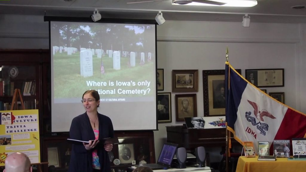 Trivia is not Trivial for Iowa History Buffs 2