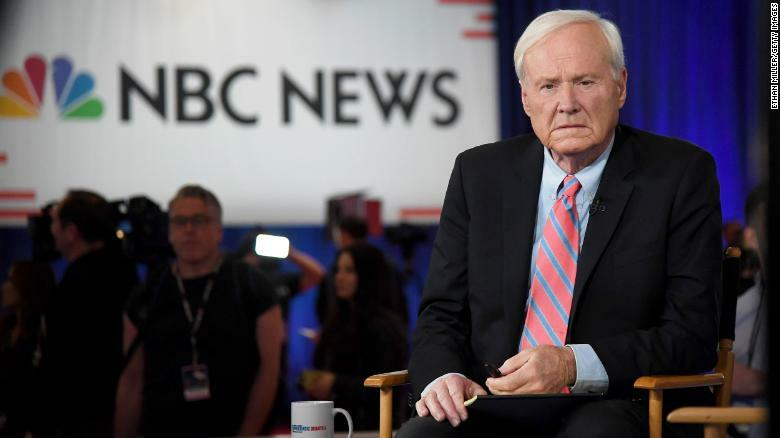 Chris Matthews Retires From MSNBC After Recent Controversies 12