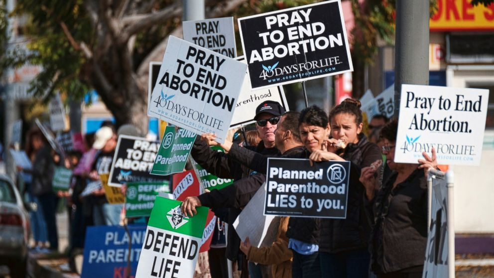 Hundreds Rally for End of Abortions 13