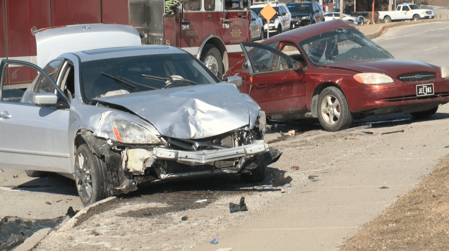 Vehicular Homicide Charges Dropped in Fatal Des Moines Crash 9
