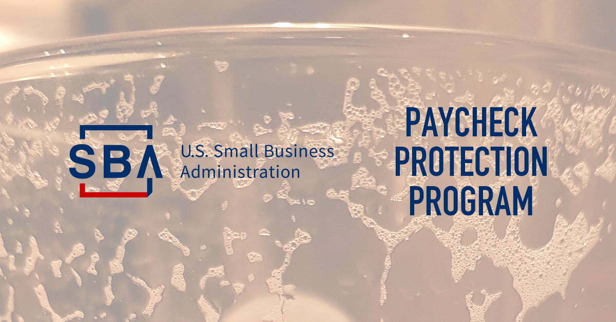 Small Business Administration Runs Out of Paycheck Protection Program Funding 12