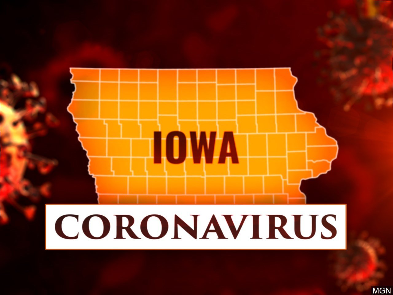 21 More COVID-19 Deaths, 595 New Cases Reported in Iowa 3