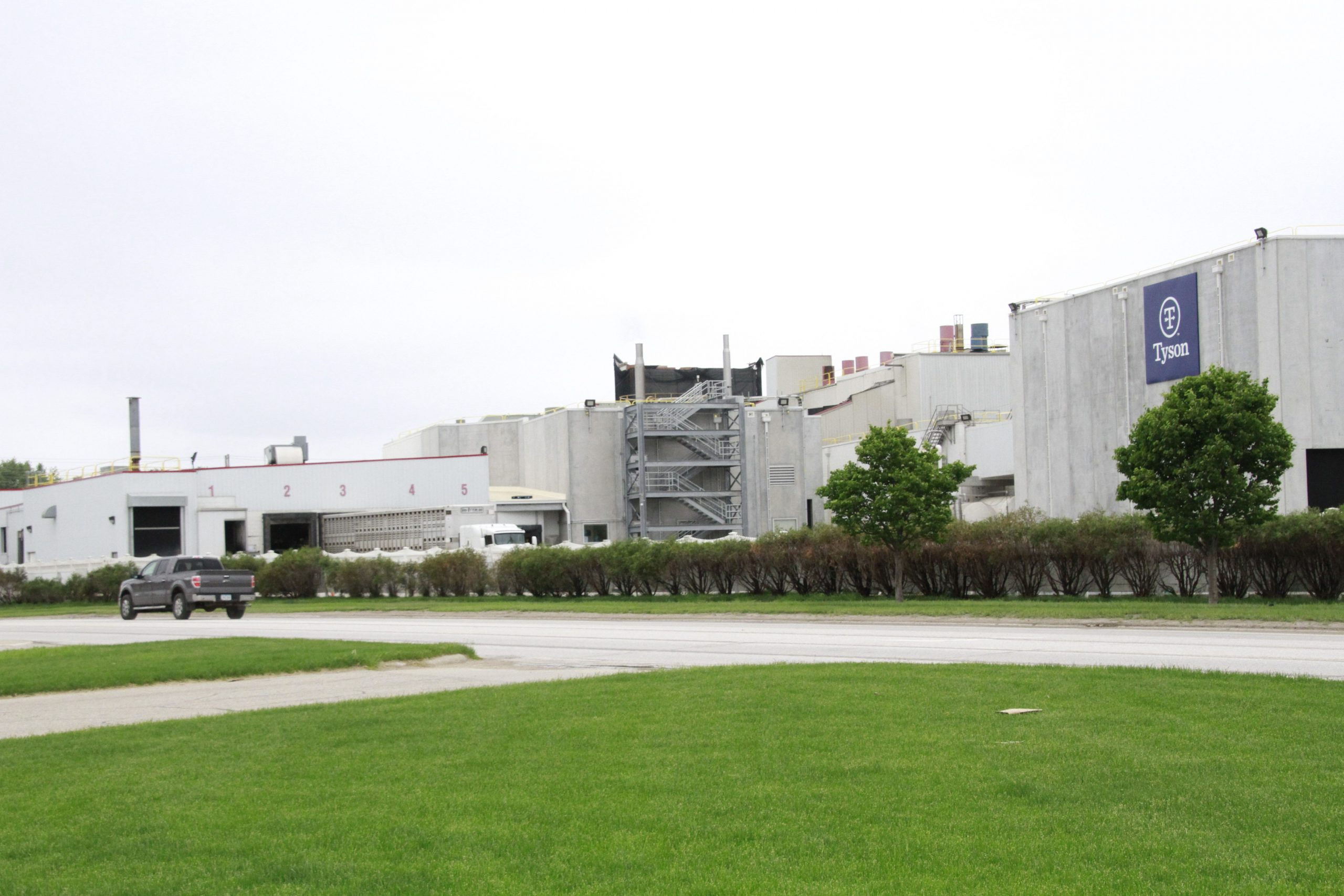 555 Employees at Storm Lake Pork Processing Plant Test Positive for COVID-19 11