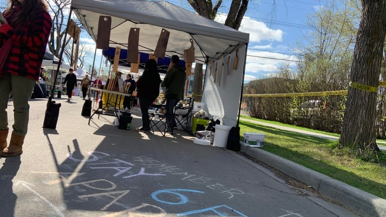 Ames Paving Way on Main Street for Farmers' Market in Pandemic 1