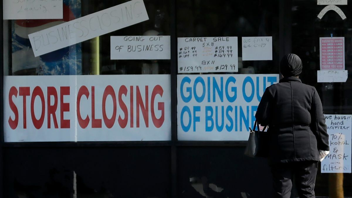 Another 3 Million Americans File for Unemployment Benefits 9