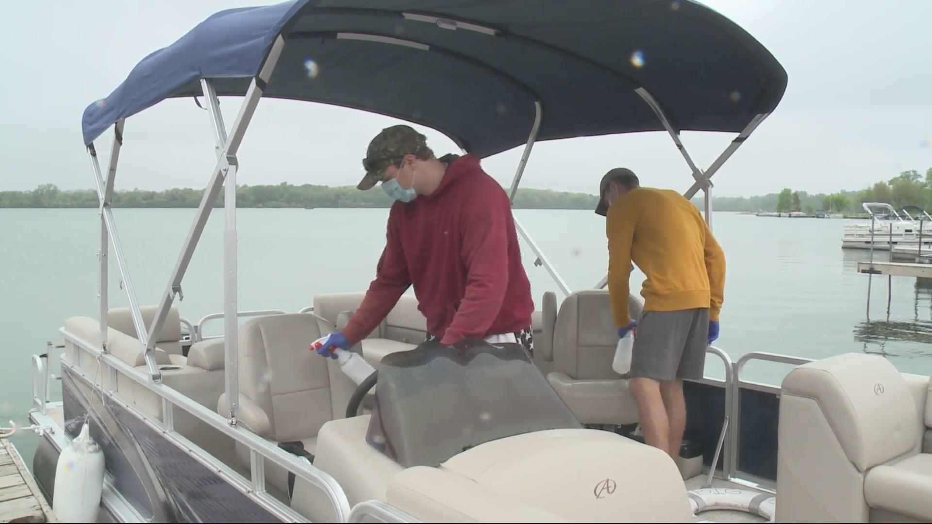Big Creek Marina Prepares for a Busy Boating Season 1