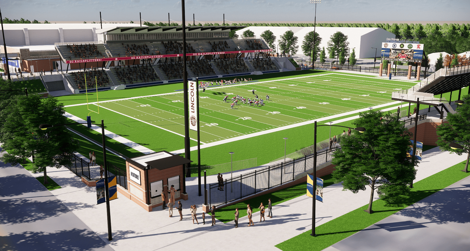 Des Moines School Board Moves Forward With Community Stadium at Drake University 8