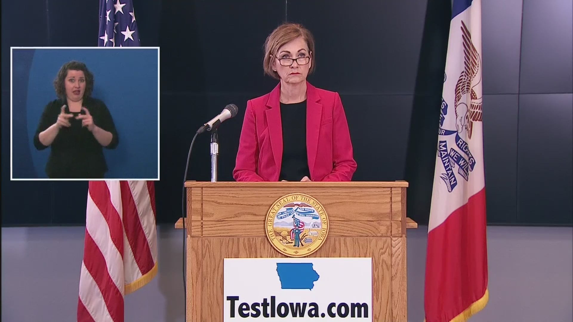 Governor Reynolds Announces Reopening Dates for Casinos, Outdoor Concerts, Youth Sports and More 9