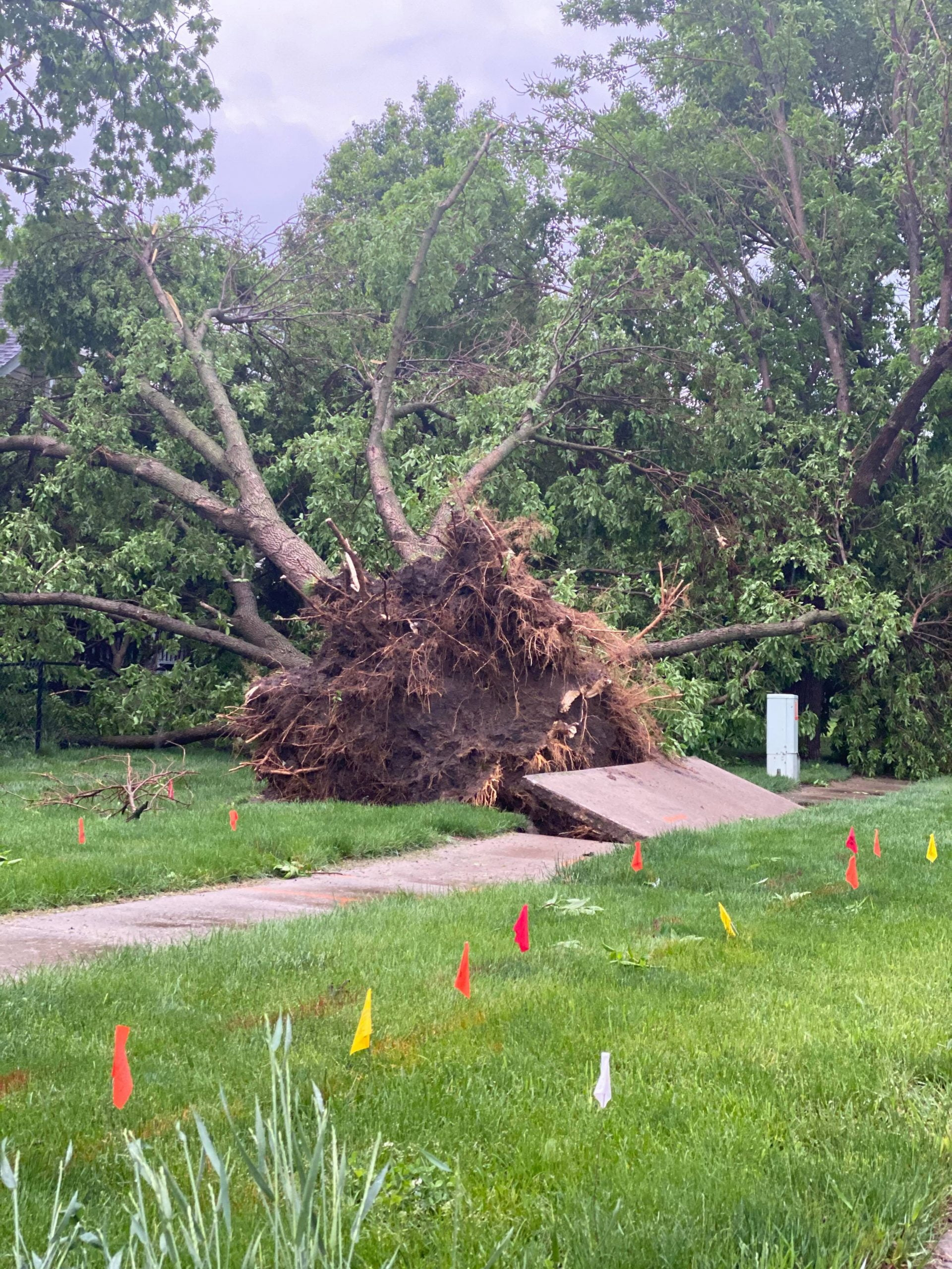 Johnston Officials Investigating After Storm Sirens Fail on Memorial Day 7