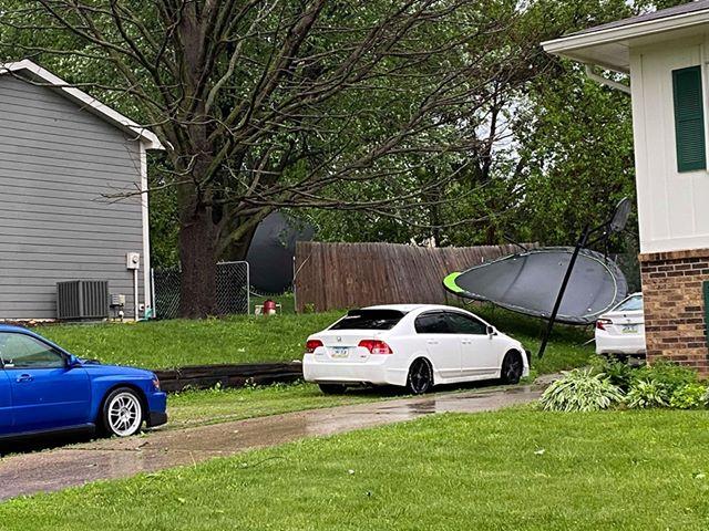 Memorial Day Damage: Radar Confirmed Tornado in Polk County 13