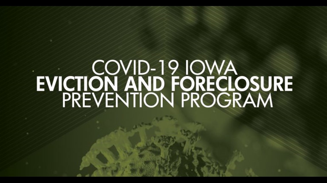 Mortgage and Rent Assistance Program Launched for Iowans Unable to Pay Due to COVID-19 1