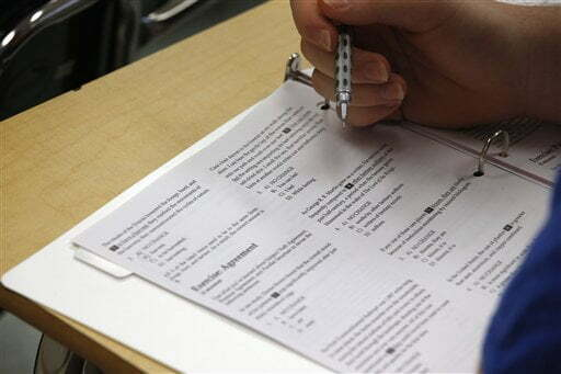 Students, Teachers Struggle with AP Exams Moved Online 1