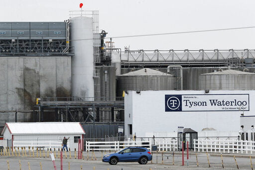 Tyson Foods Worker, 44, Dies After Long Battle With COVID-19 10