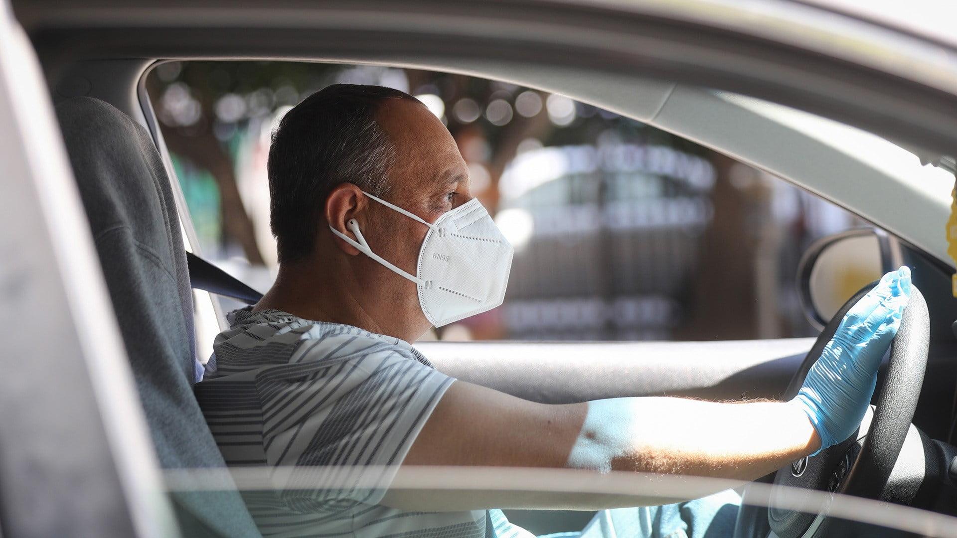 Uber, Lyft to Require Masks 7