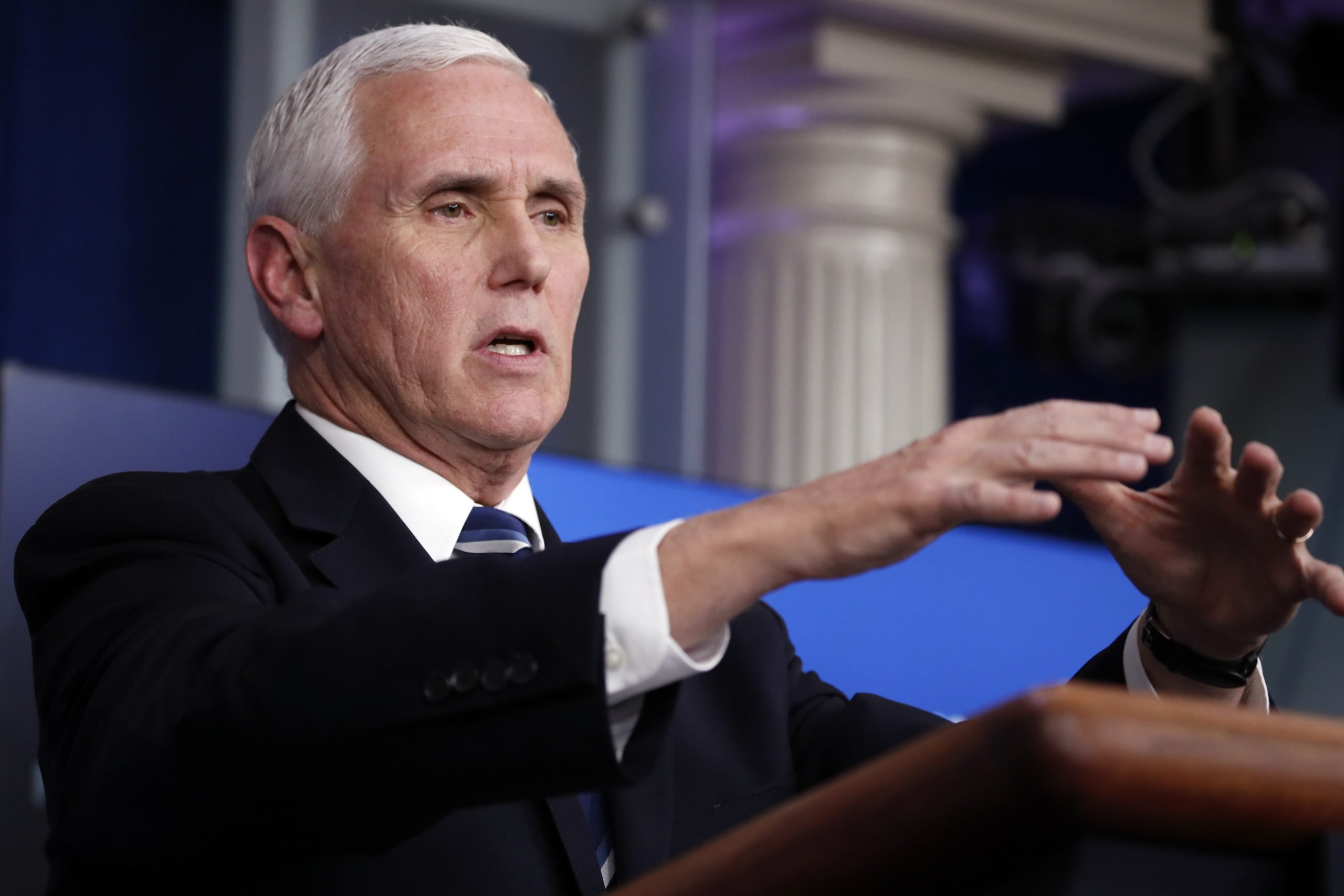 VP Pence Coming to Des Moines, Governor Reynolds Heading to White House 11