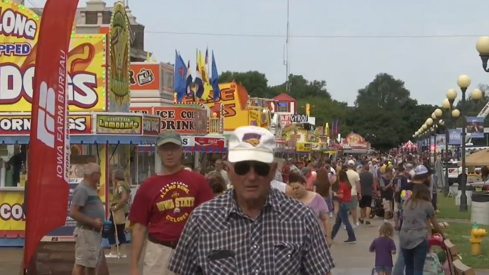 Decision on 2020 Iowa State Fair to Come by June 15th 8