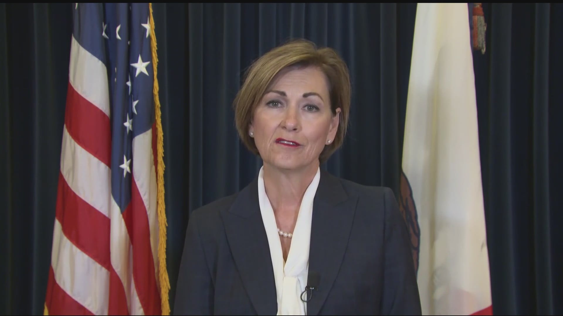 Governor Kim Reynolds Urges Patience in Wait for Racial Justice 1